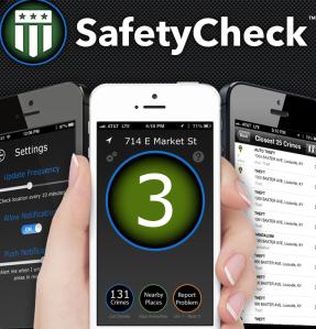 SafetyCheck Louisville App